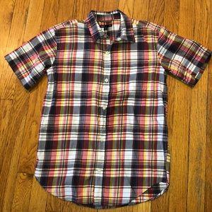 GapKids Madras Shirt